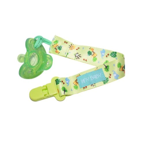 jungle pacifier holder