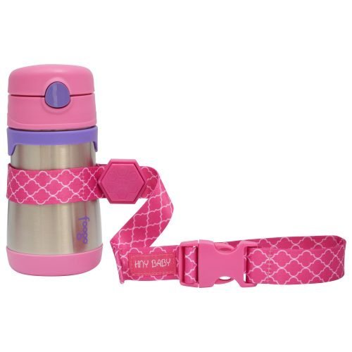 foogo thermos sippy cup with strap