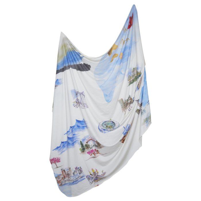 canada swaddle blanket