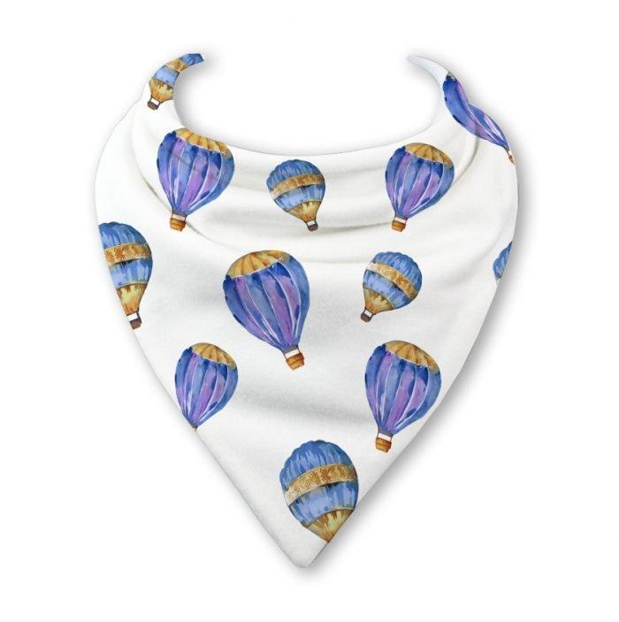Hot Air Balloon Bibdana