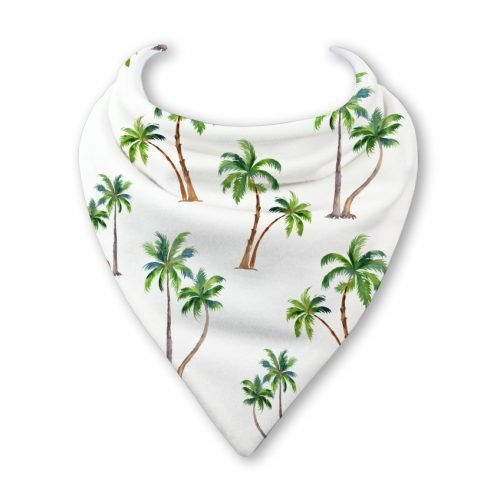 palm tree bib
