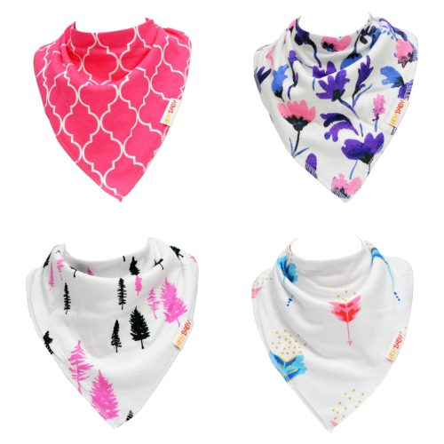 girl bib set