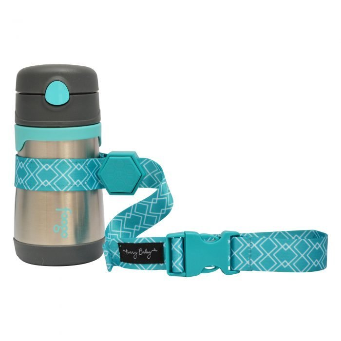 Strap for sippy cup
